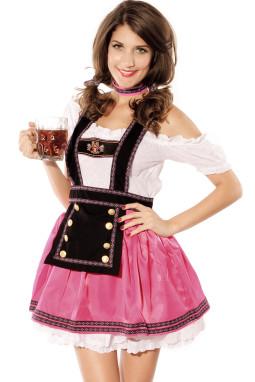 印第安朴实女仆女佣装舞台装演出服