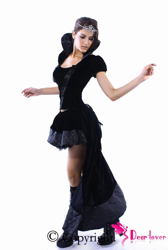 性感的邪恶皇后的服装 LC8426