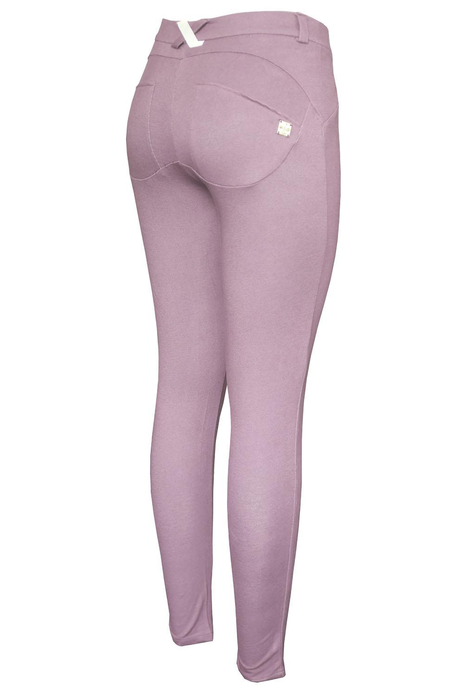 塑形效果窄身牛仔蓝牛仔式打底裤 LC79598