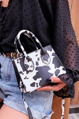 时尚休闲动物斑纹女士包包