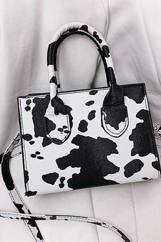 时尚休闲动物斑纹女士包包 LC003485